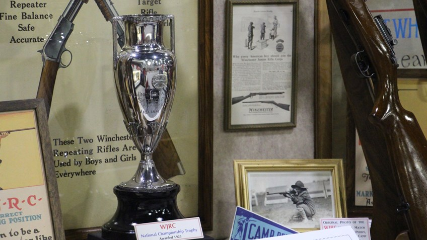 Exhibiting Rare Guns At NRA Annual Meetings: A Long-Standing Tradition