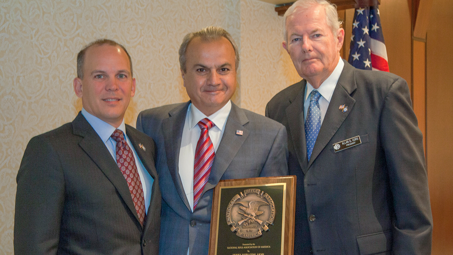 Henry Repeating Arms Receives NRA President's Special Recognition Award