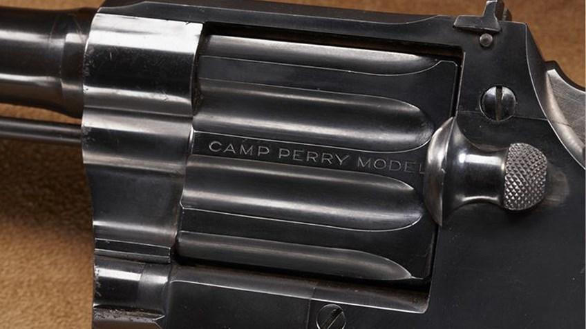 History in a Handgun: Julian Hatcher's Colt Camp Perry Pistol