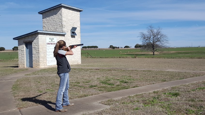 NRA State Youth Education Summit - Texas Style