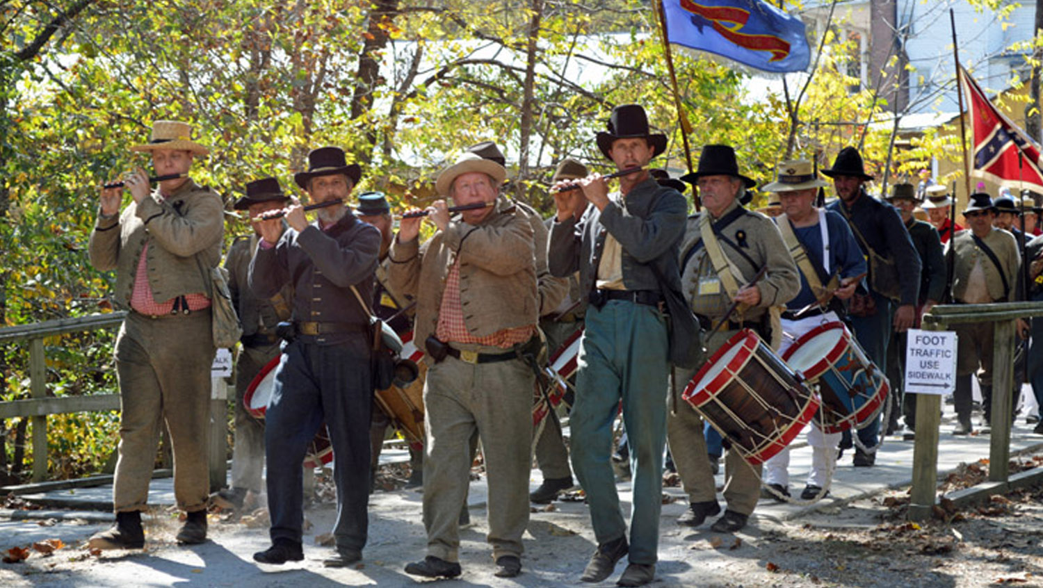 135th National Skirmish of the North – South Skirmish Association