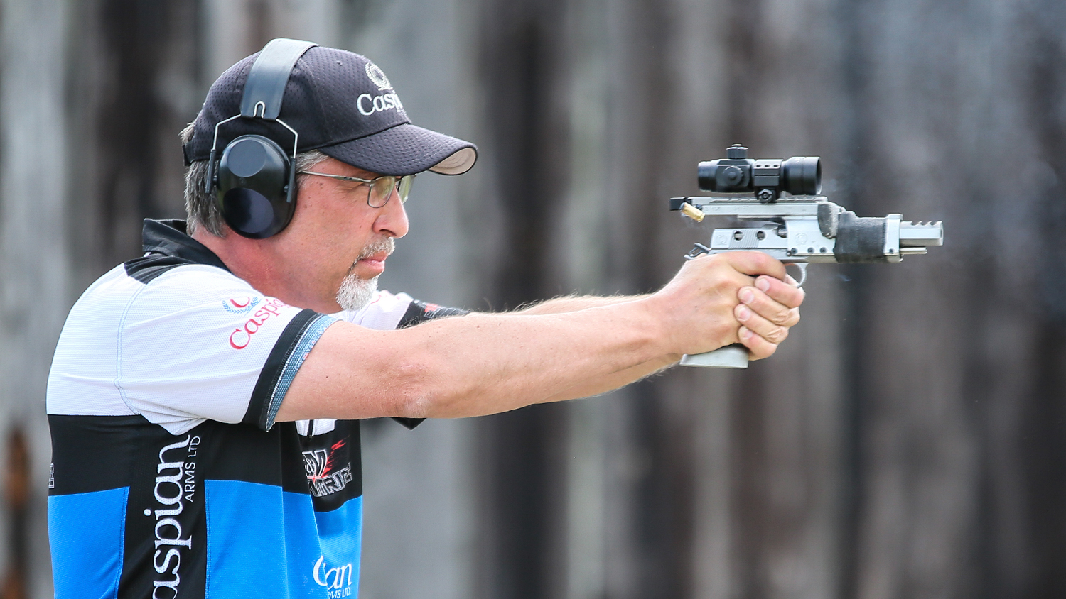 Bruce Piatt Reflects On Three Decades At The NRA Bianchi Cup
