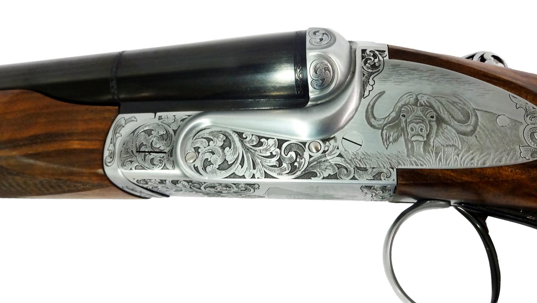 Sabatti Big Five Rifle Up For Auction On GunBroker