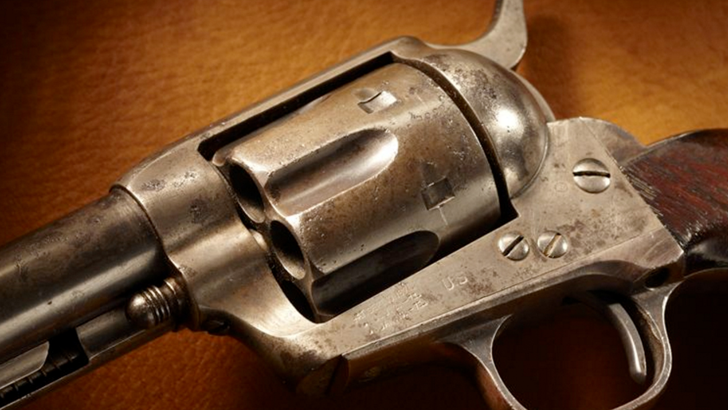 History in a Handgun: Louis Bishop's Rough Rider Colt