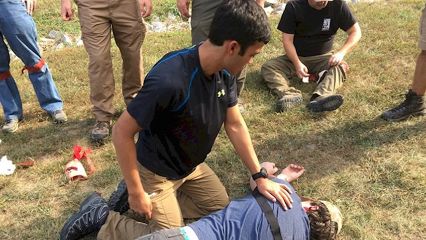 NRA Outdoors' Emergency Casualty Care Course Builds Critical Life-Saving Skills