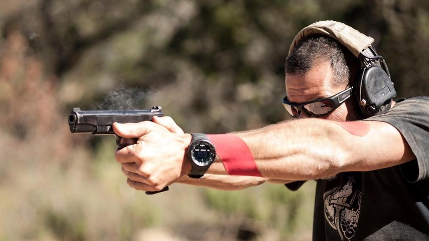 Get A Grip: Proper Grip Essential For Shooting Precision
