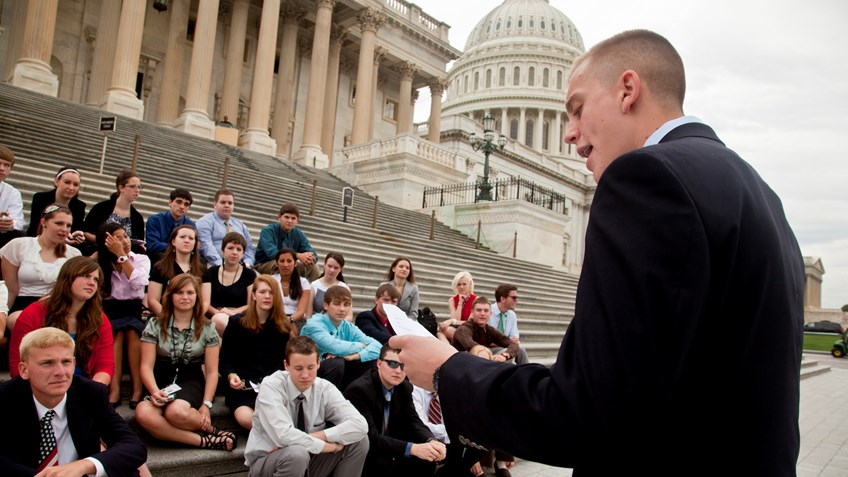 The NRA Foundation Says 'YES' To The Future Through Grand Scholarship Program