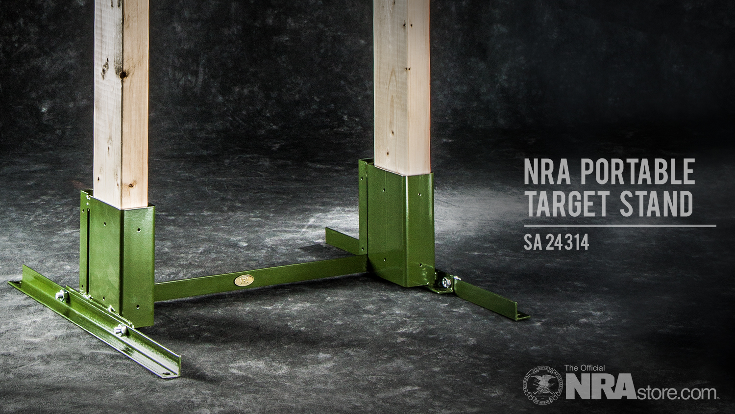 NRAstore Product Highlight: Portable Target Stand