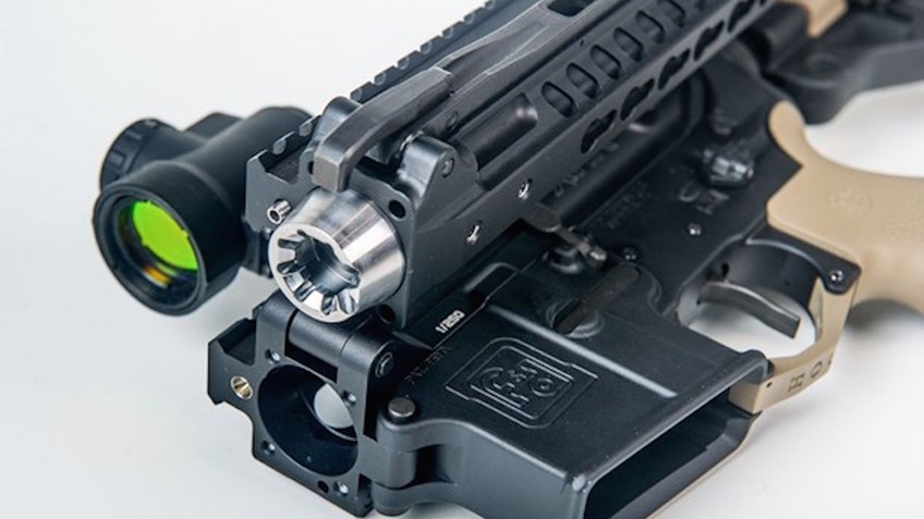 Bid On A Piece Of AR-15 History Now On Gunbroker (And Support The Shooting Sports!)