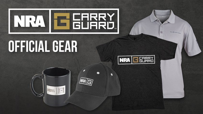 NRAstore Product Highlight: NRA Carry Guard Gear