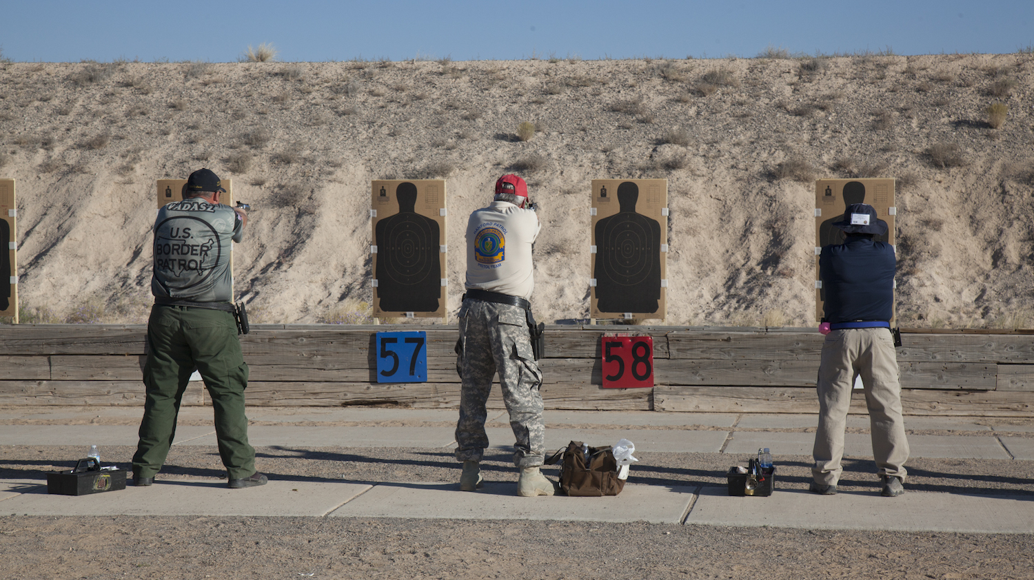 NRA National Police Shooting Championship Returns For 55th Year In Albuquerque
