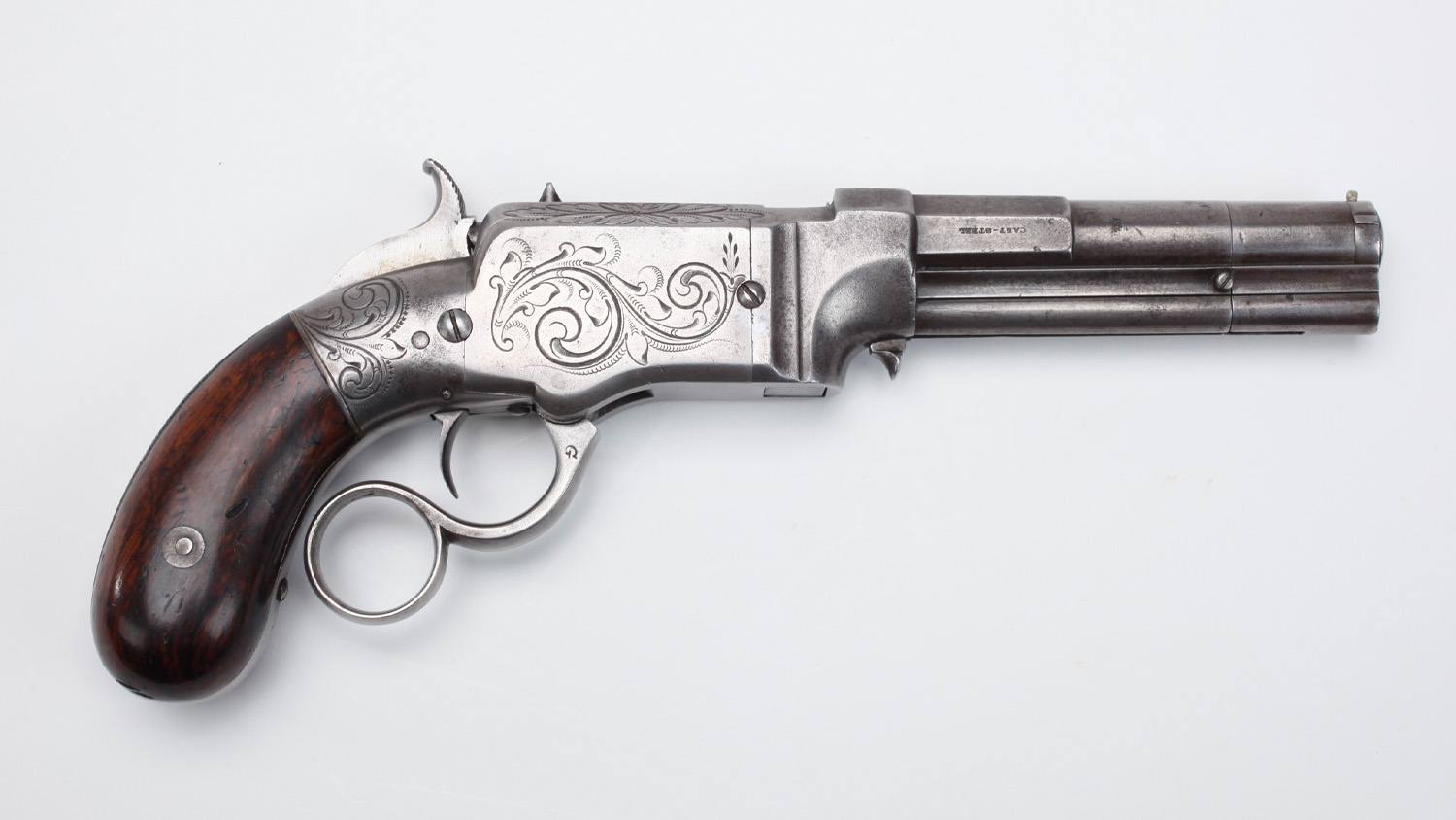 The Story of Smith & Wesson's First Revolver