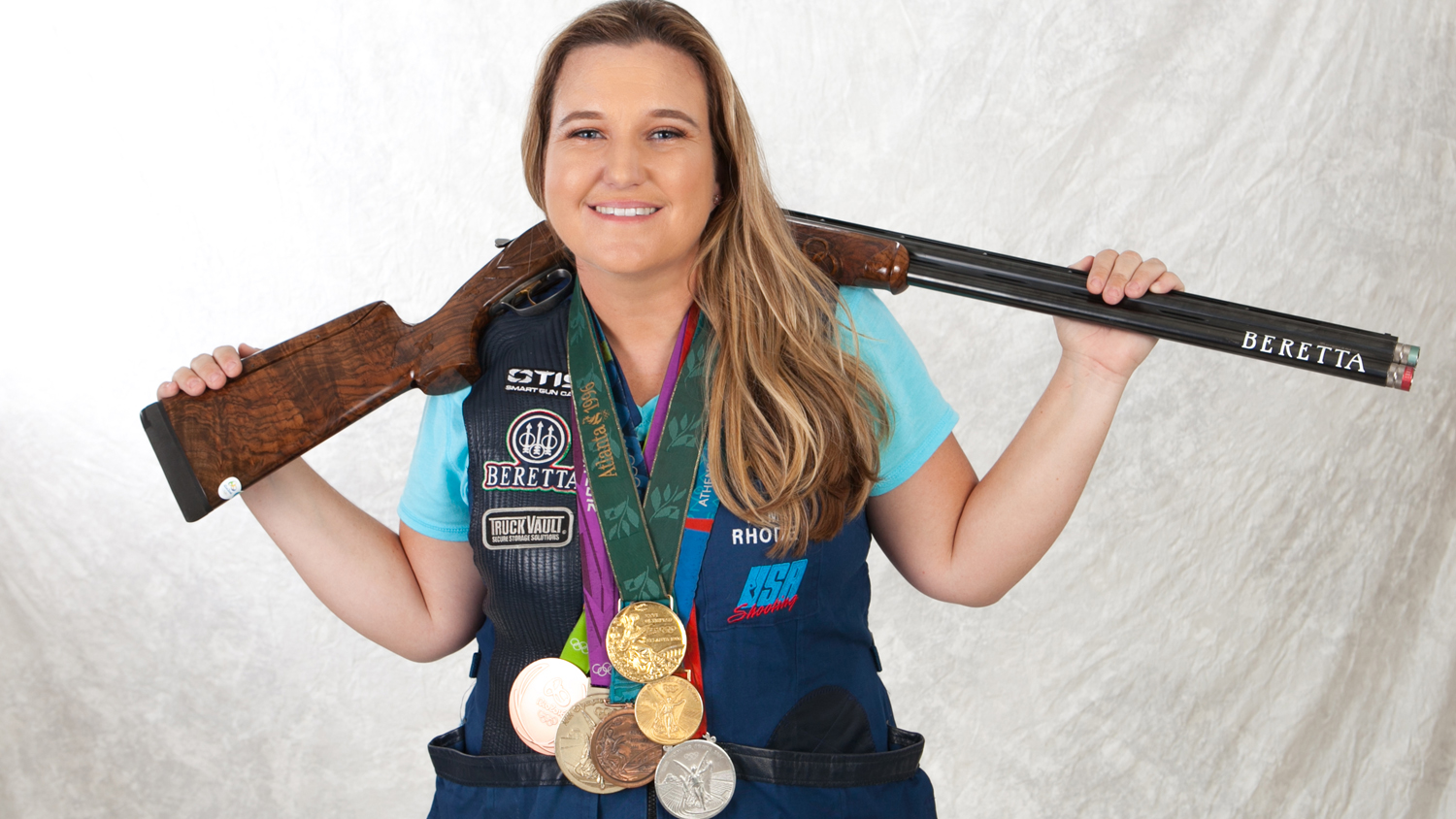 Shooting Straight With Kim Rhode