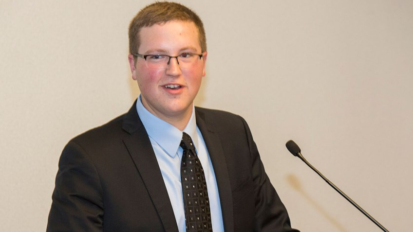 Y.E.S. Stories of Giving: Alex Henry, '17