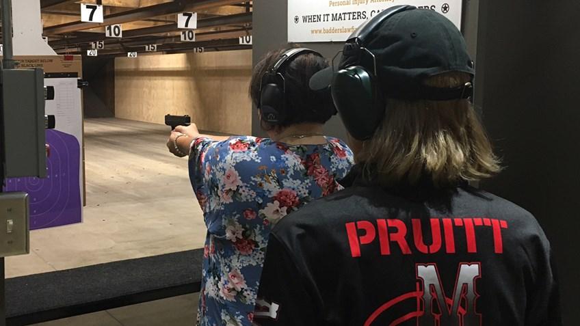 Texan Women Taking Charge
