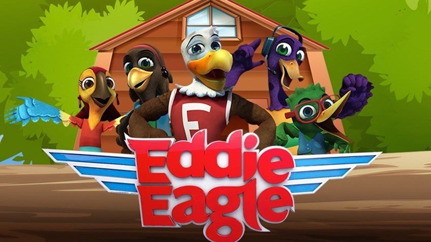 Eddie Eagle Wraps Up Awesome 2017