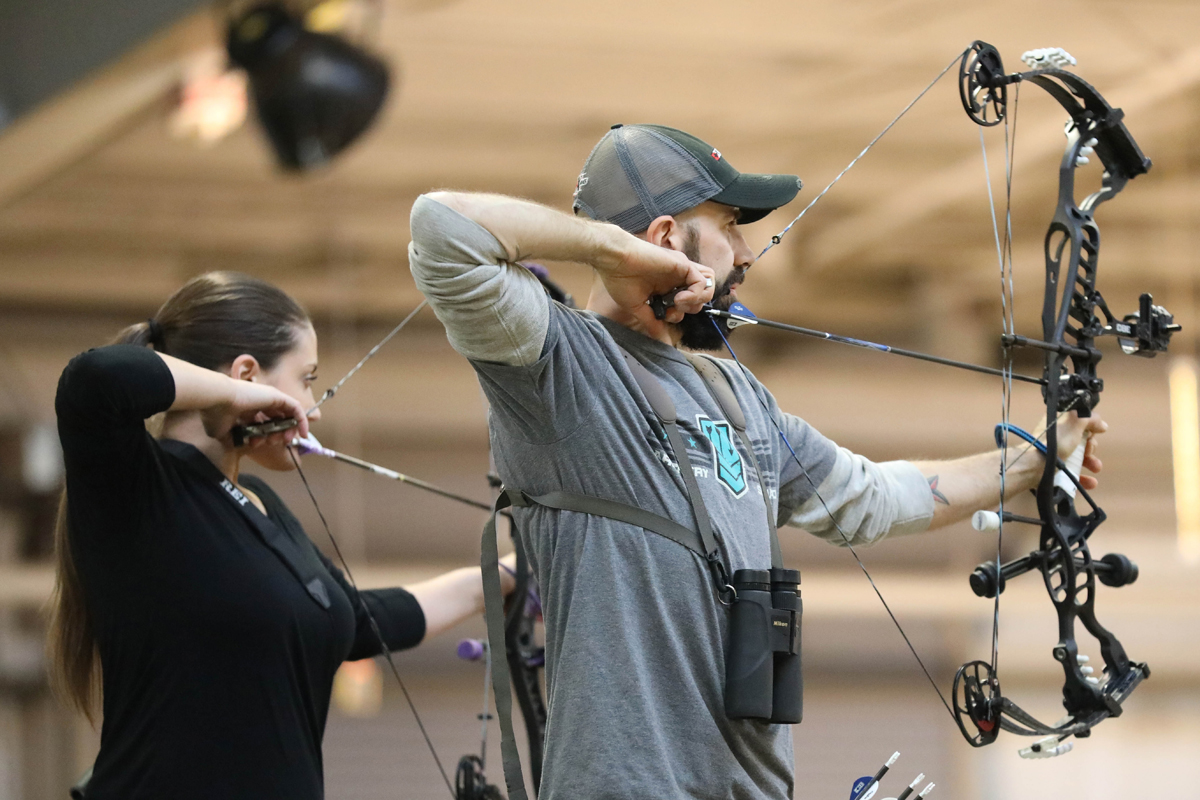 GAOS 2018 Daily 3D Bowhunter Challenge and Spot Shoot Scores - February 8