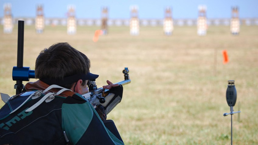 It's Never Too Late To Start Rifle Competition, Here's Why