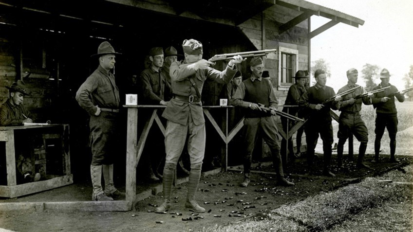 Throwback Thursday: Gun History By the 8s