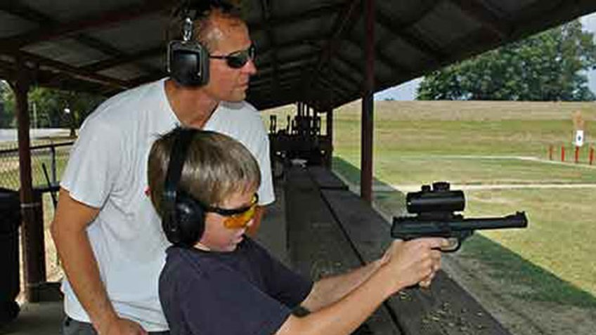 Plinking, the Perfect Intro to Gun Safety and the Shooting Sports
