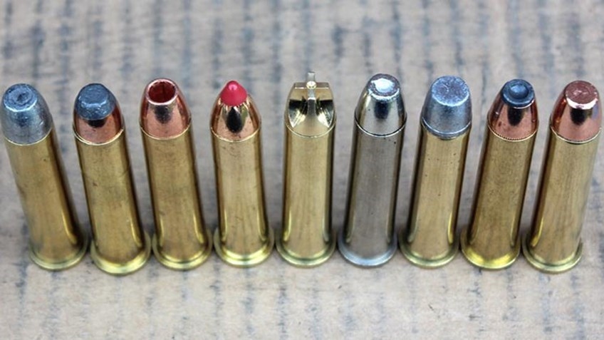 The 10 Types of Bullets (& 5 Bases)