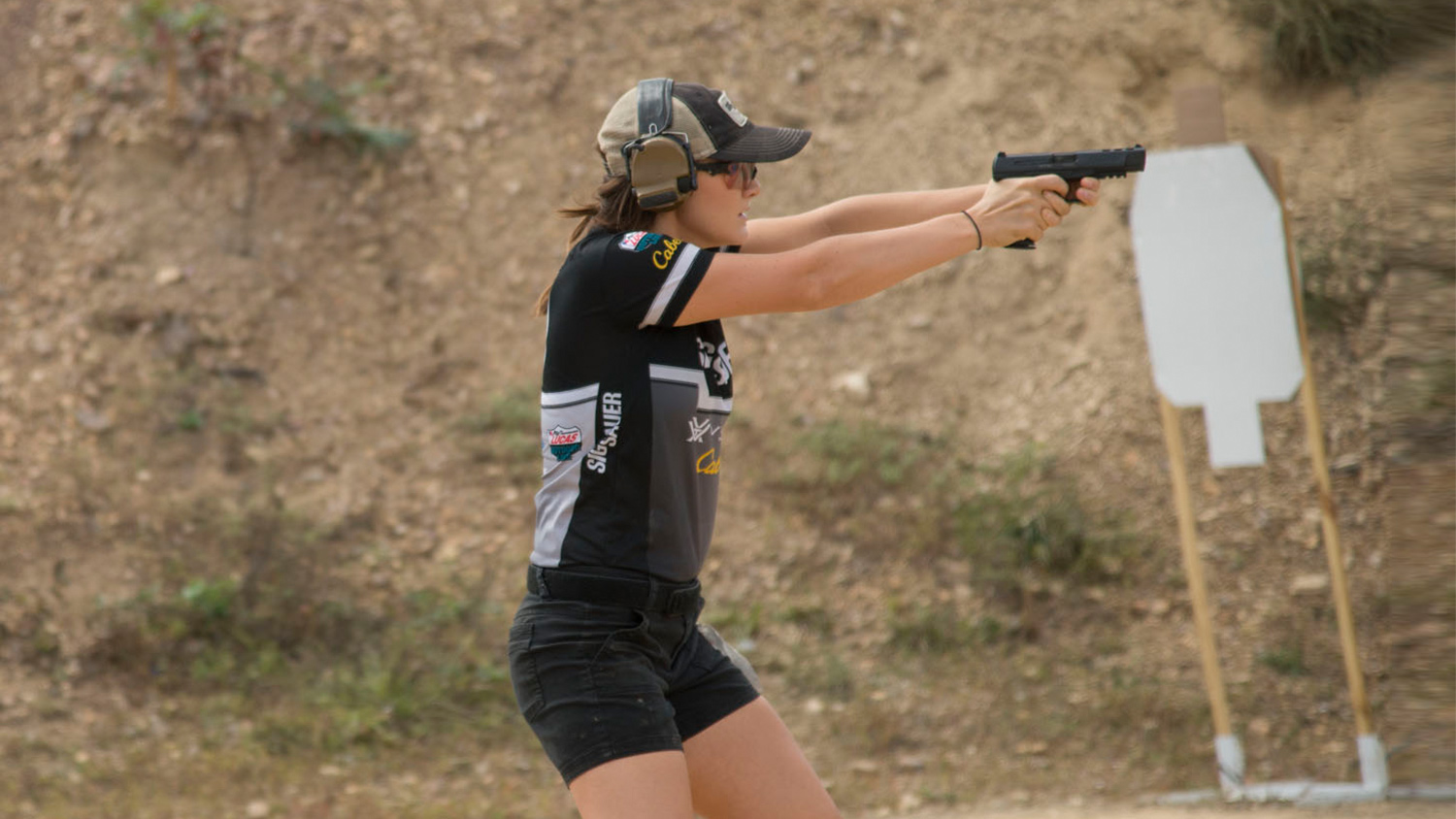 Lena Miculek Carves Way Through Competitive Shooting World