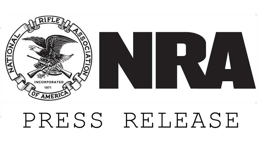 NRA Honors Sergeant Mathew Cousins as the 2017 NRA Law Enforcement Officer of the Year
