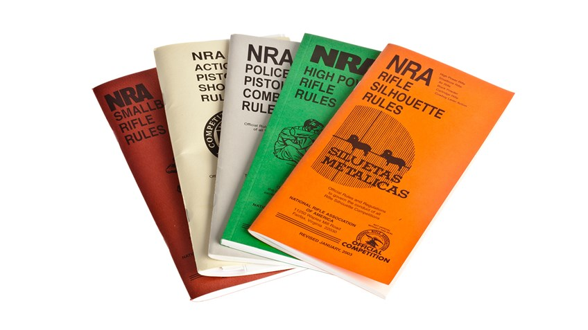 NRA 2018 Rule Changes