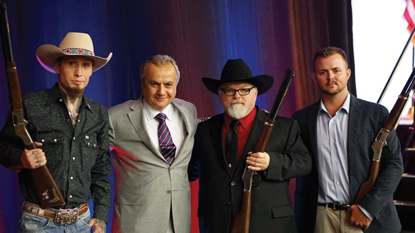 Henry Repeating Arms Honors Texas Heroes