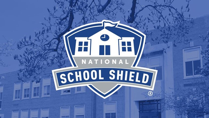 National School Shield Gets a Big Texas Welcome
