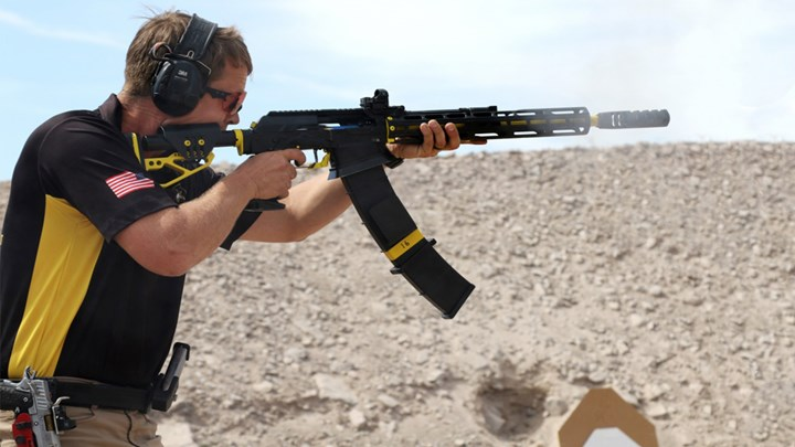 Army Action Shooting Team Wins Big In Vegas