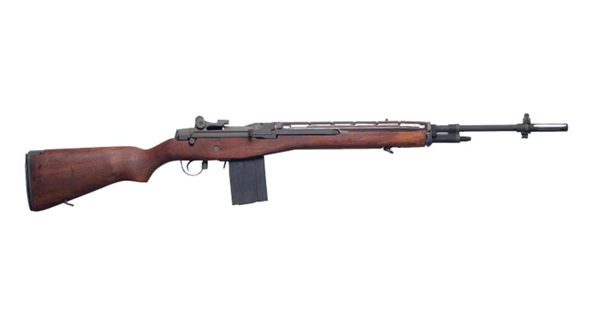 A Look Back at the M14 Rifle