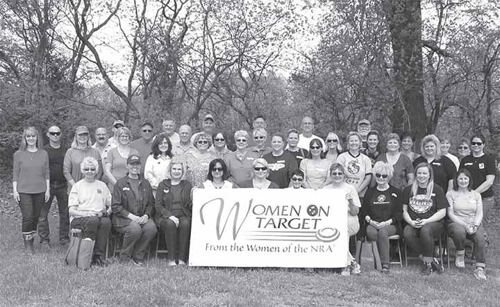The Carmi Times: Carmi Rifle Club Hosts Annual Women On Target Shooting Clinic