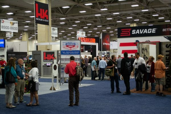 AmmoLand.com: Gossip & Gear from the 2018 NRA Annual Meeting