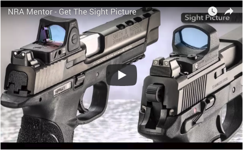How To Acquire Proper Sight Picture