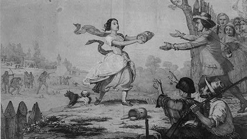 Throwback Thursday: Betty Zane, Heroine of Ft. Henry