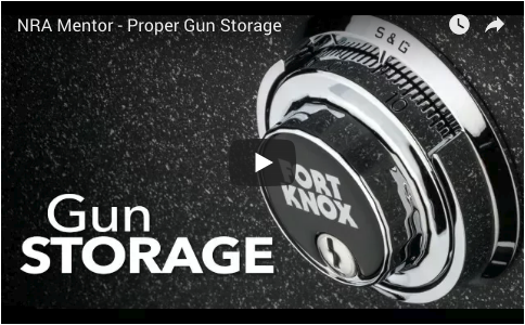 Video: Proper Gun Storage