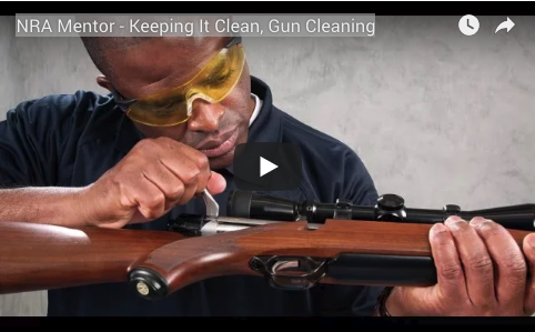 Video: How to Clean Your Gun
