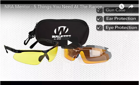 Video: 5 Things You Need at the Range