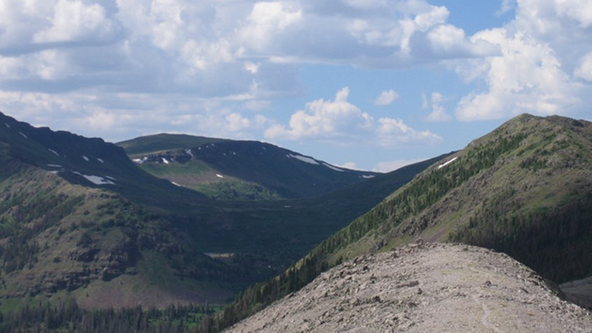 Family Destination: Continental Divide National Scenic Trail