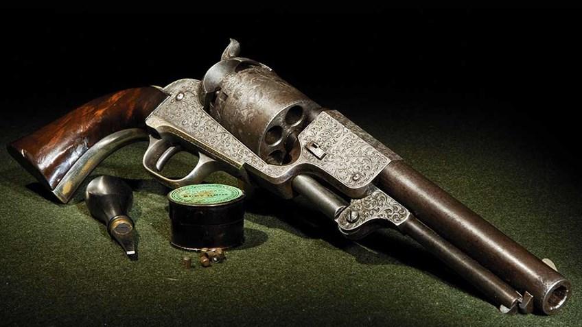 How a Black-Powder Revolver Saved My Life