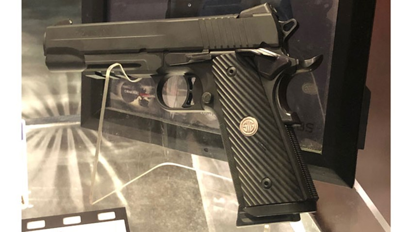 The Keefe Report: Agent Rossi's—and the NRA National Firearms Museum's—Next Gun