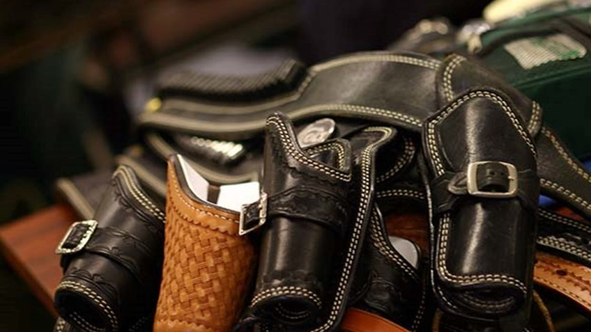 Concealed-Carry Round-Up: 10 On-the-Body Holsters