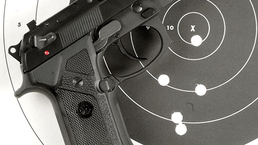 """Listen"" To Your Handgun Targets"