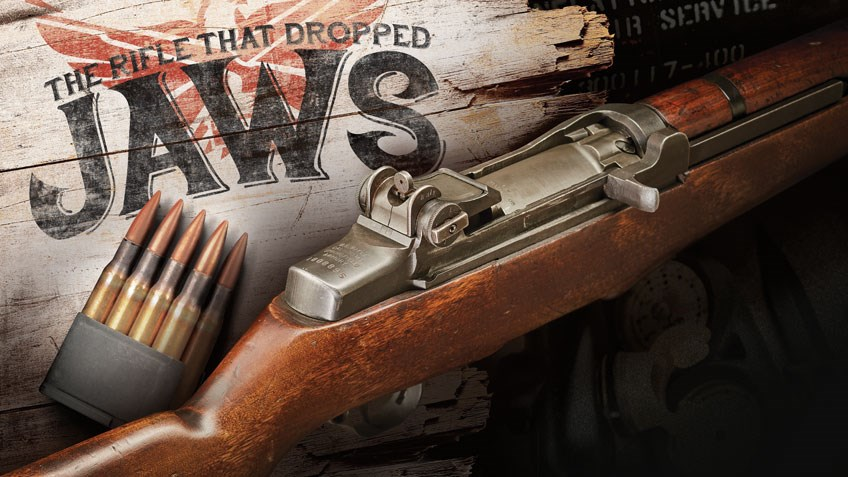The Rifle That Dropped Jaws