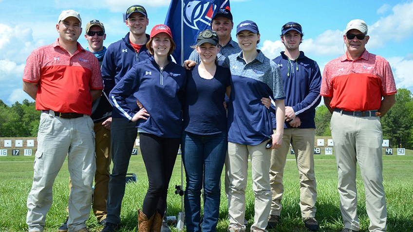Liberty University Rifle Team Developing Lifelong Competitive Shooters