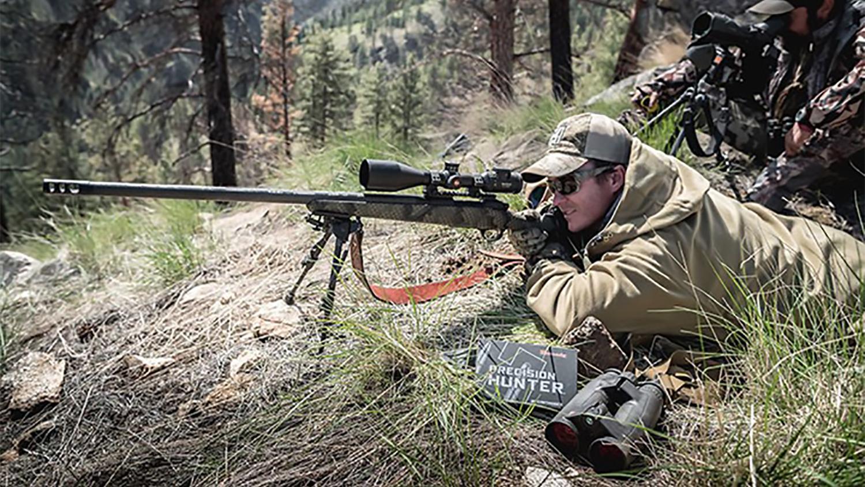 Photos: Idaho Black Bear Hunt with Hornady's New 6.5 PRC