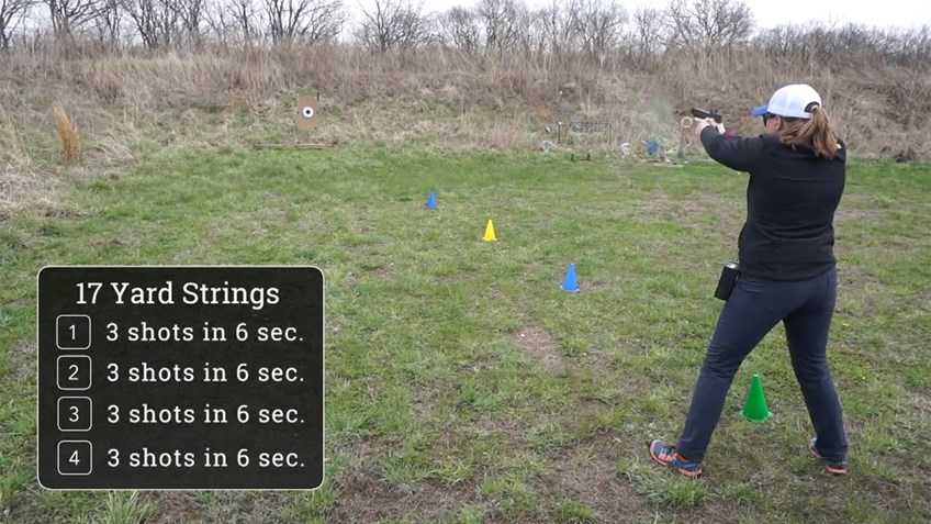 Video: How To Master Action Pistol's Moving Target Event