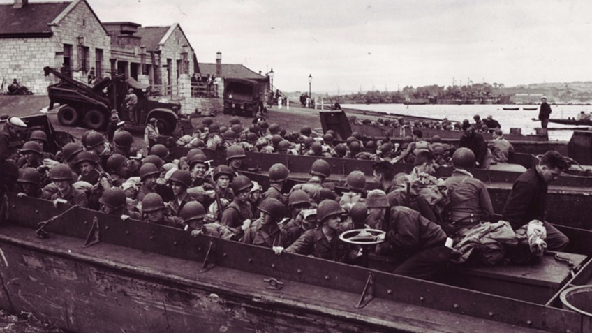 """The Keefe Report: """"Remember Those Fellows""""—D-Day Plus 74 Years"""