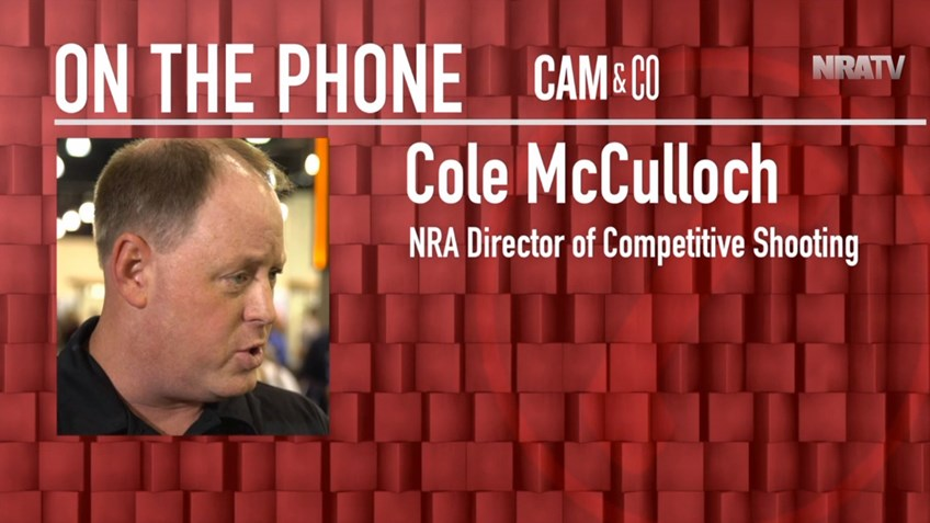 Cole McCulloch on Cam and Co